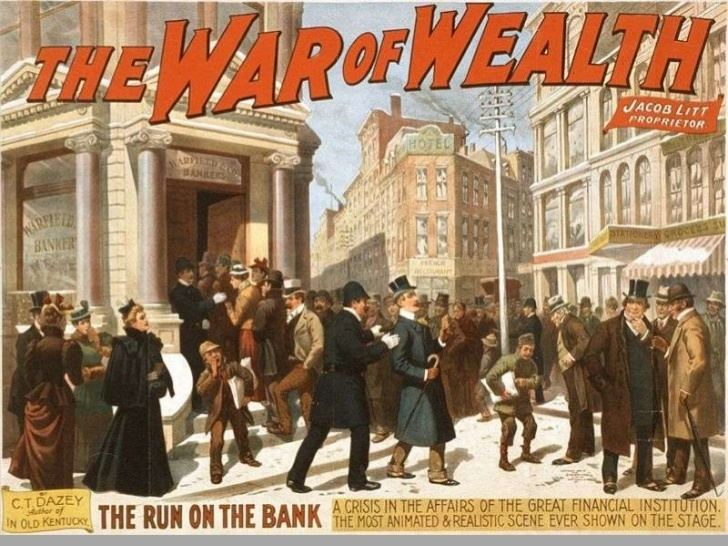 Bank War Alchetron The Free Social Encyclopedia