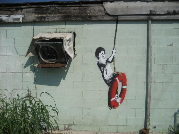 Banksy Banksy Wikipedia the free encyclopedia