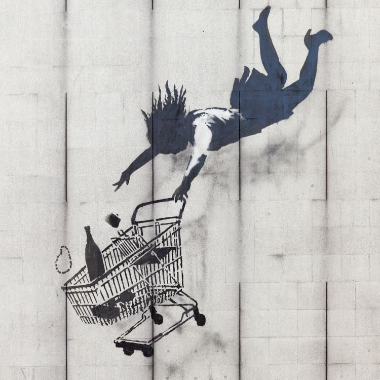 Banksy Banksy Wikipedia the free encyclopedia