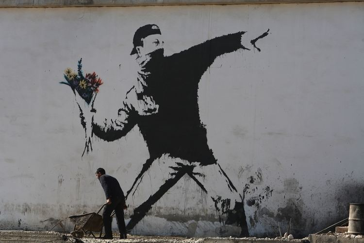 Banksy Hoax 39Banksy Arrested in London39 Story Dupes the Internet