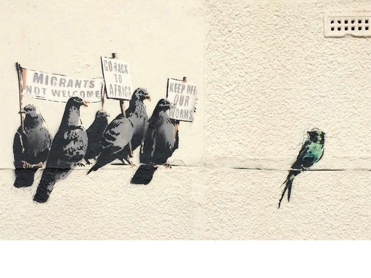 Banksy Banksy