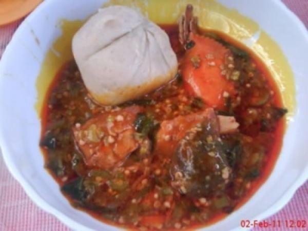 Banku Banku And Okro Soup GhanaNationcom
