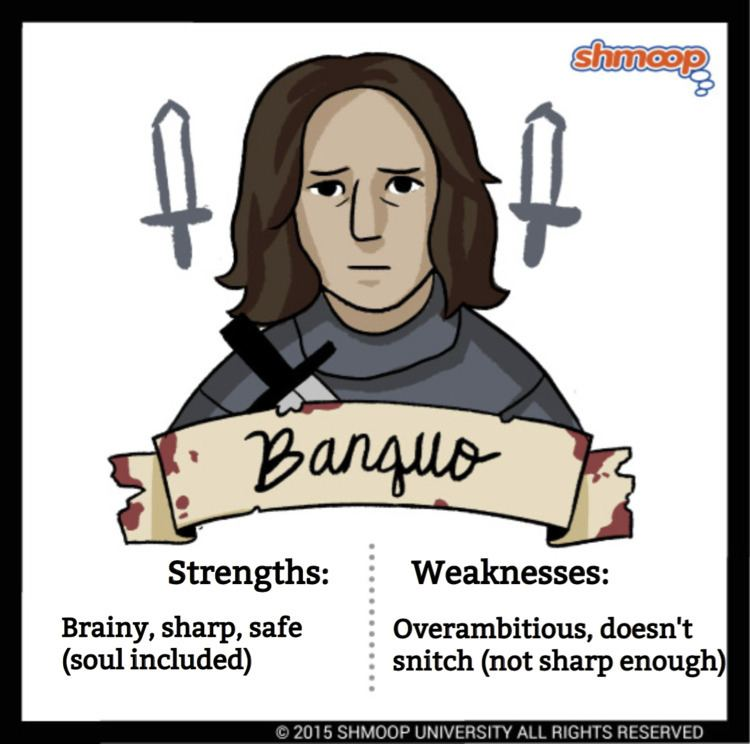 Banquo Banquo in Macbeth