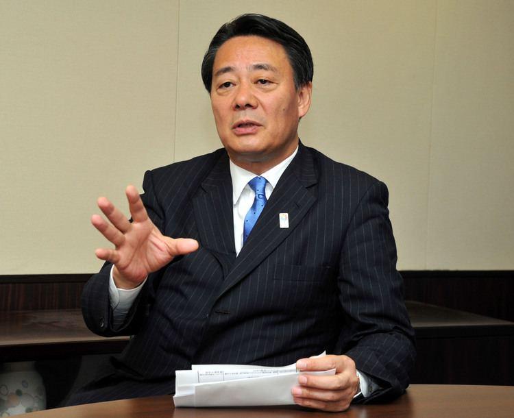 Banri Kaieda DPJ admits lack of trust unity undermining poll prospects