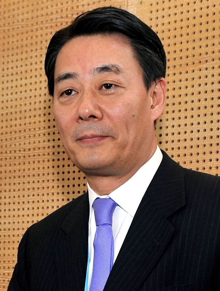 Banri Kaieda Banri Kaieda Biography Politician Japan