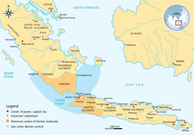 Banten Sultanate Banten Sultanate Wikipedia