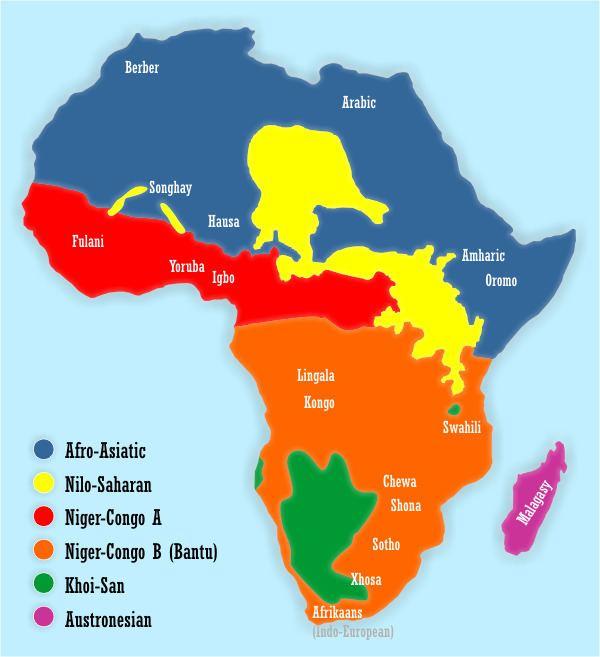 Bantu languages