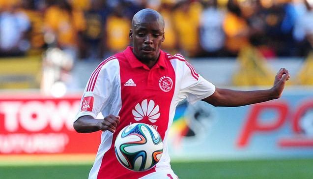 Bantu Mzwakali Ajax Cape Town39s Bantu Mzwakali eyeing Gauteng switch
