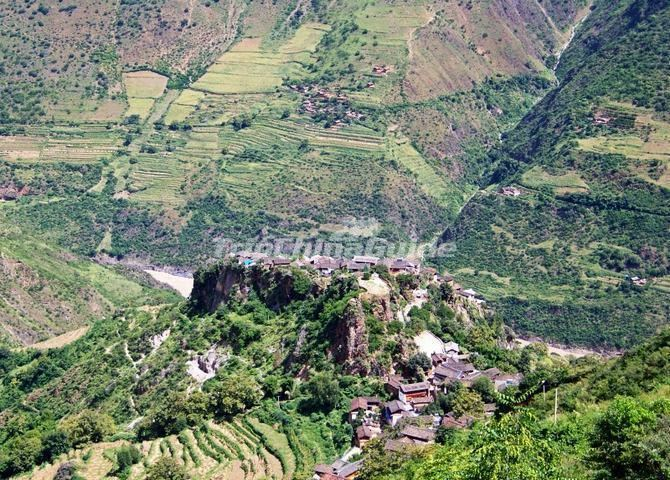 Baoshan, Yunnan Beautiful Landscapes of Baoshan, Yunnan