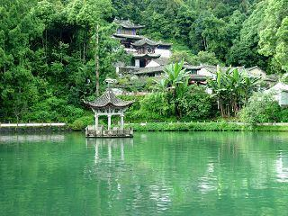 Baoshan, Yunnan wwwroamchinacomimagescities14heshunjpg