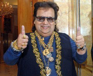 Bappi Lahiri Rajan arrests Bappi Lahiri minutes after taking over as