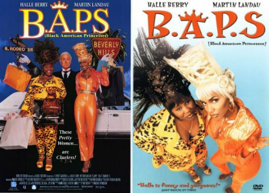 B*A*P*S Nailz Week 2 Style Icons BAPS Agent Lovers Ultimate Pizza Party