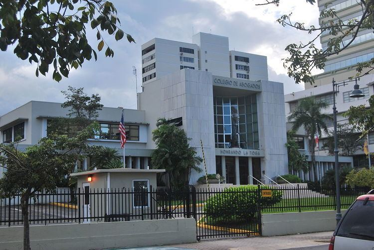 Bar Association of Puerto Rico