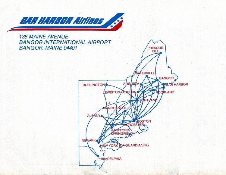 Bar Harbor Airlines - Alchetron, The Free Social Encyclopedia