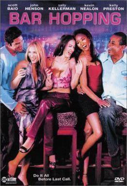 Bar Hopping movie poster