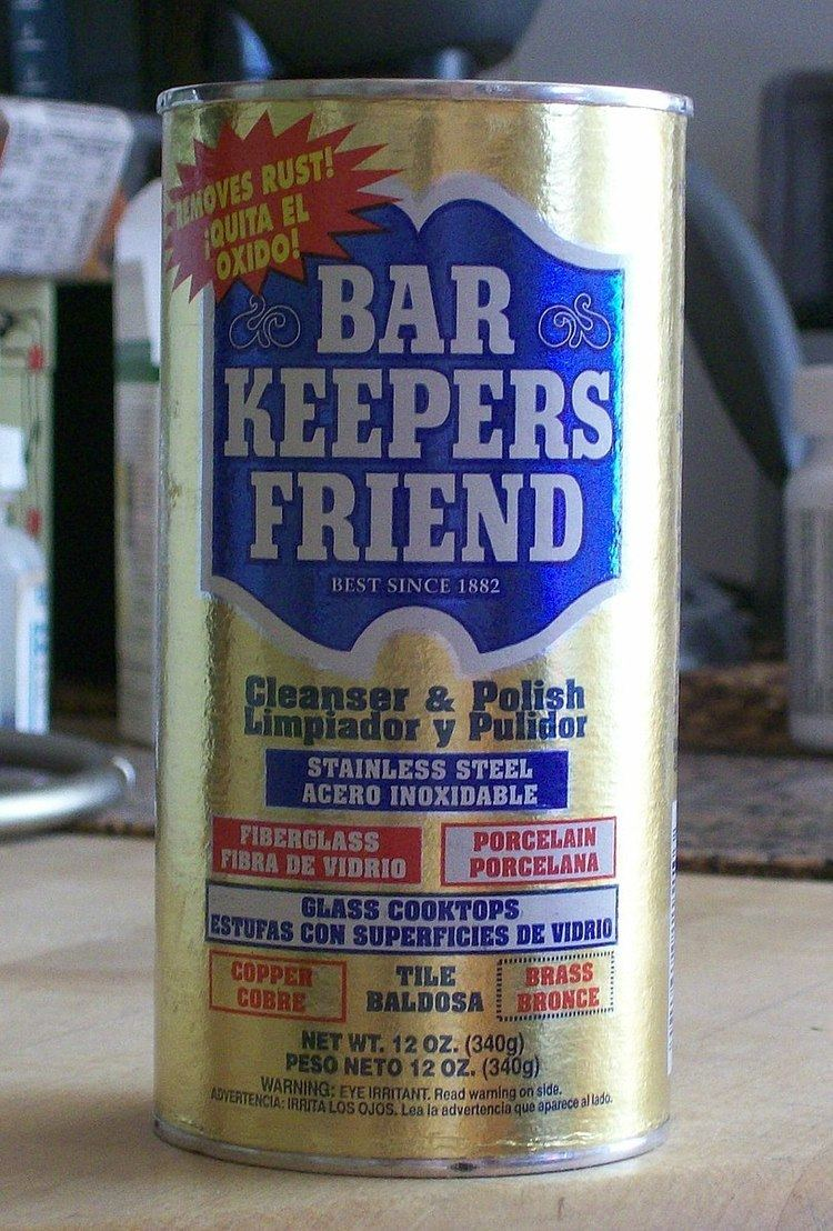 Bar Keepers Friend Alchetron The