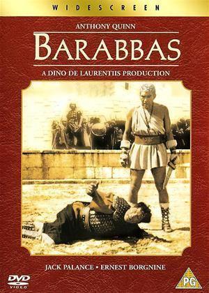 Barabbas (1961 film) Rent Barabbas aka Barabba 1961 film CinemaParadisocouk