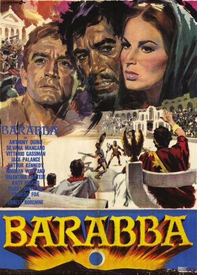 Barabbas (1961 film) Barabbas 1961