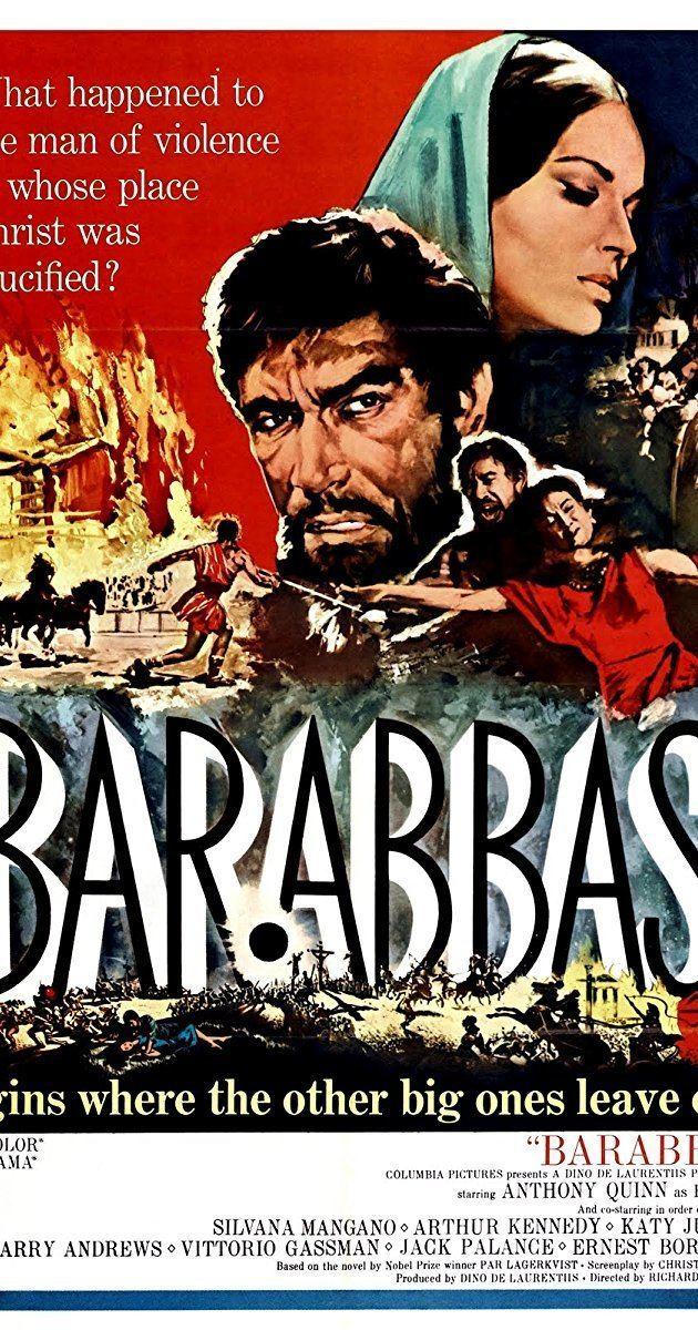 Barabbas (1961 film) Barabbas 1961 IMDb