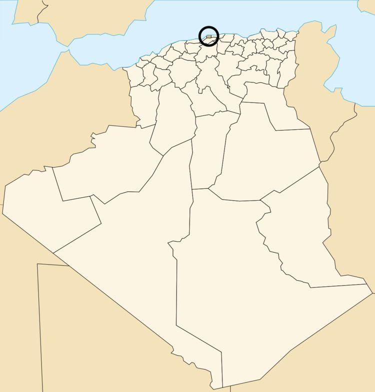 Baraki District