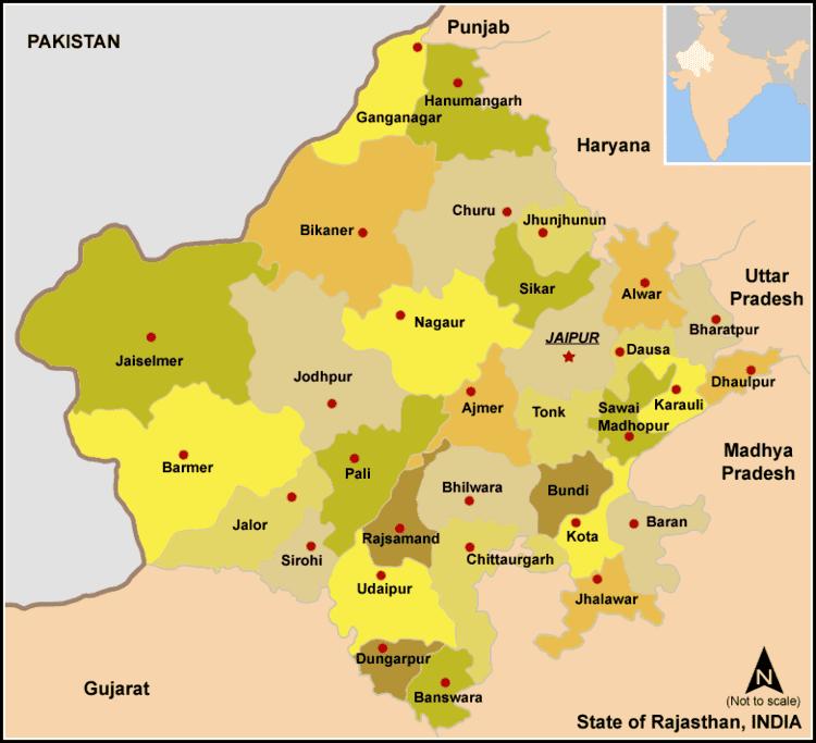 Baran, Rajasthan in the past, History of Baran, Rajasthan