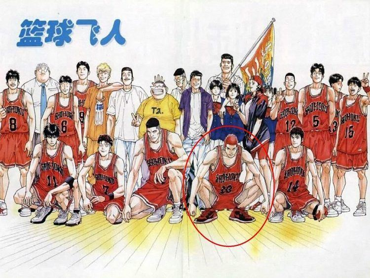 Barangay 143 90s Kids Remember SLAM DUNK Here39s BARANGAY 143 an anime about