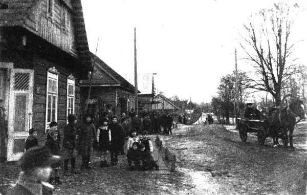 Baranovichi in the past, History of Baranovichi