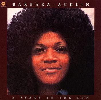 Barbara Acklin Barbara Acklin A soulful piece of Chicago stianeriksen