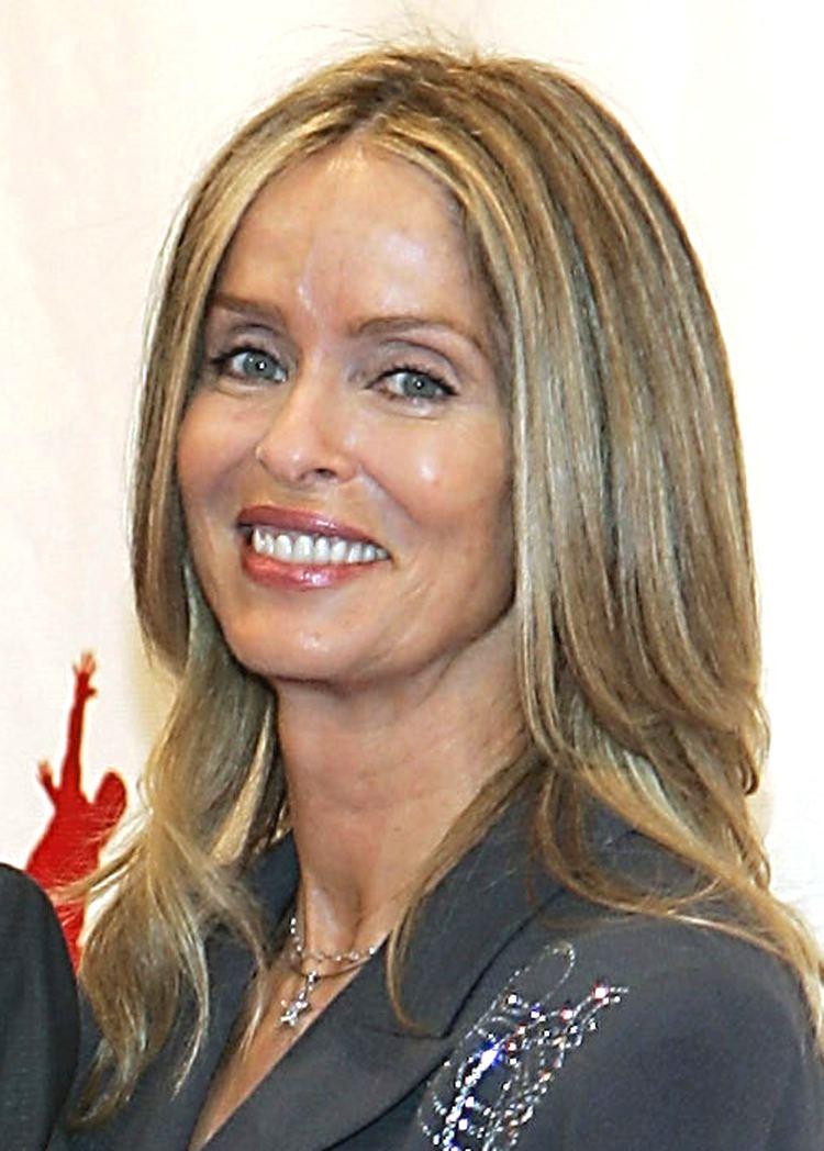Barbara Bach Ringo Starrs wife actress Barbara Bach WCBSFM 1011