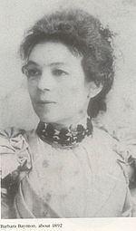 Barbara Baynton httpsuploadwikimediaorgwikipediacommonsthu