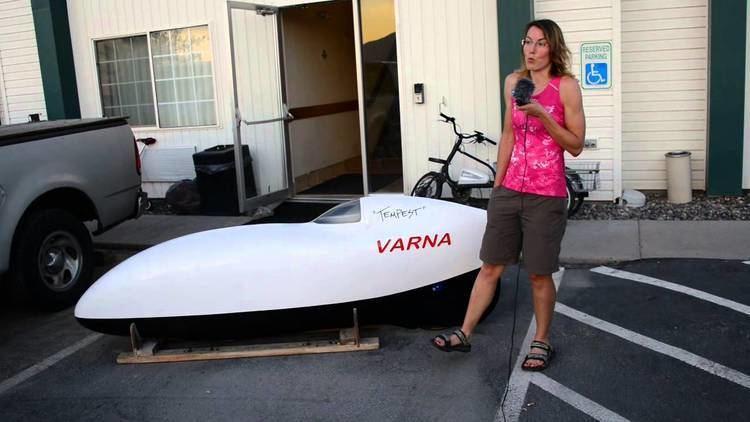 Barbara Buatois Barbara et le Team Varna Battle Mountain 2013 Samedi 7 septembre