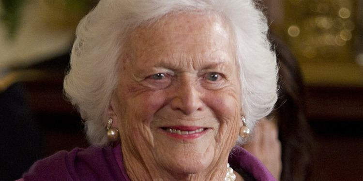 Barbara Bush Barbara Bush Released From Houston Hospital