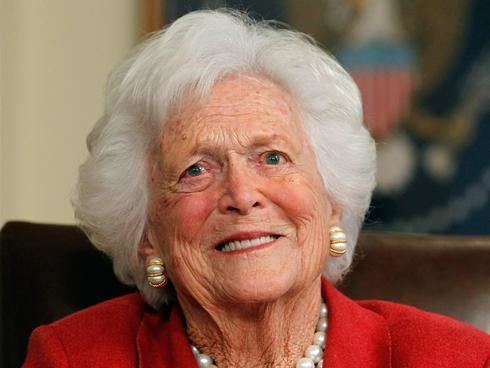 Barbara Bush Barbara Bush TopNews