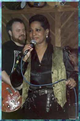 Barbara Carr Blues artist interviews