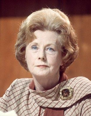 Barbara Castle 16 MPs names mentioned in 1984 report on paedophile lobbys