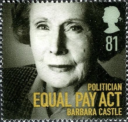 Barbara Castle The Red Queen Barbara Castle Political theory and practice