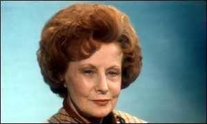 Barbara Castle BBC News UK POLITICS Barbara Castle Labours red queen