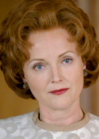 Barbara Castle Barbara Castle UK politicians lookalike makeups themakeupgallery