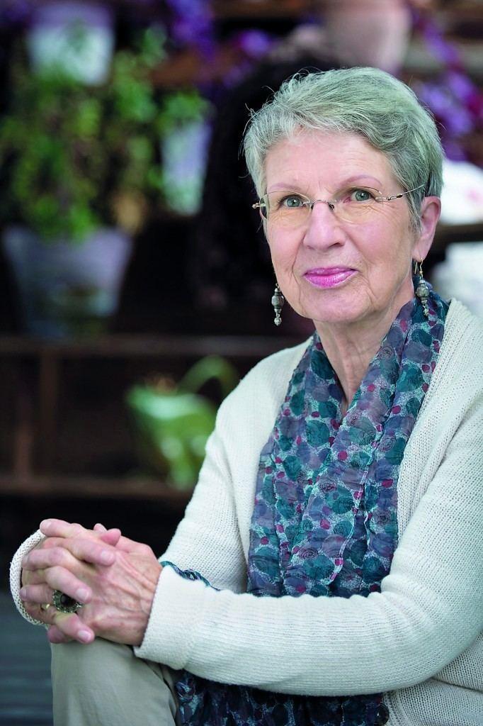Barbara Frischmuth Literarisches in Baden Badener Zeitung