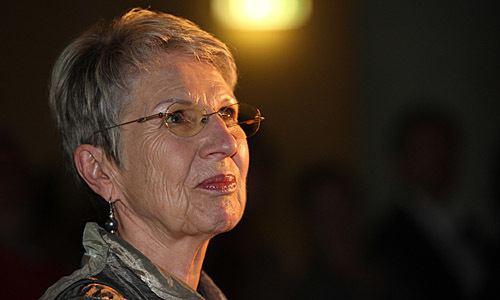 Barbara Frischmuth Barbara Frischmuth Ehrung und Kritik DiePressecom