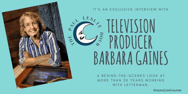 Barbara Gaines (television producer) Barbara Gaines barbaragaines1 Twitter