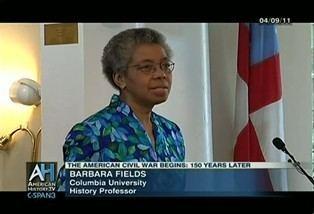 Barbara J. Fields Beautiful Intelligent Learned III Frankly Curious