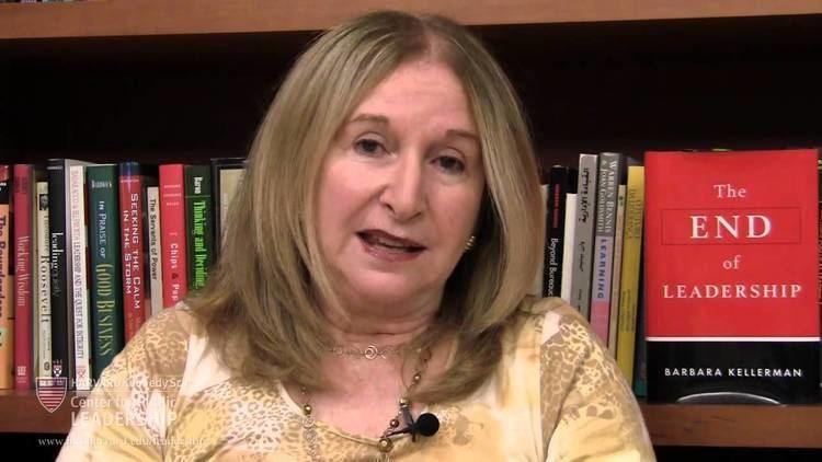 Barbara Kellerman (academic) Barbara Kellerman on quotThe End of Leadershipquot YouTube