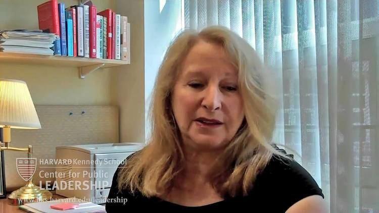 Barbara Kellerman Interview with Prof Barbara Kellerman on quotLeadership