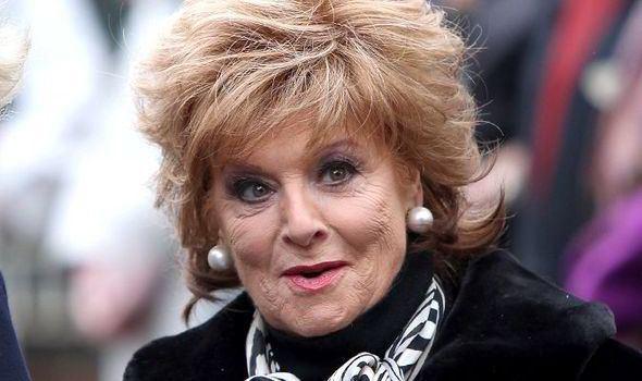 Barbara Knox Coronation Street stalwart Barbara Knox to face drink