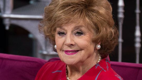 Barbara Knox Barbara Knox joins the party Showbusiness News amp Gossip