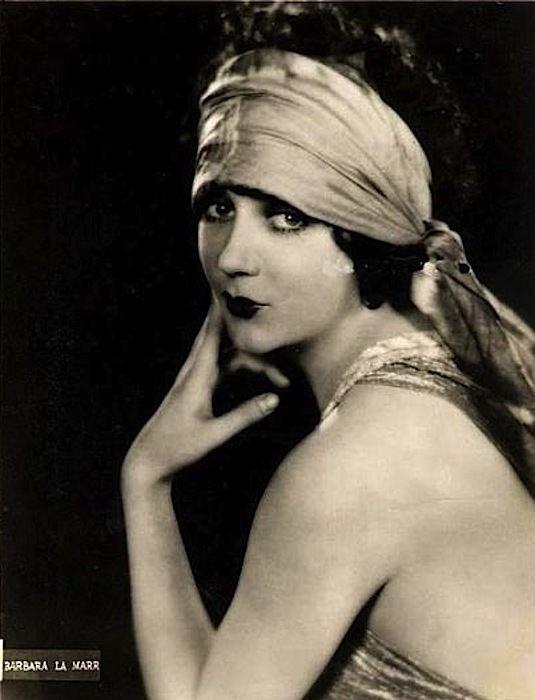 Barbara La Marr Vintage Stock Barbara La Marr by HelloTuesday on DeviantArt