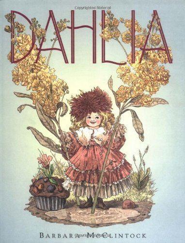Barbara McClintock (illustrator) Dahlia Boston GlobeHorn Book Honors Awards Barbara