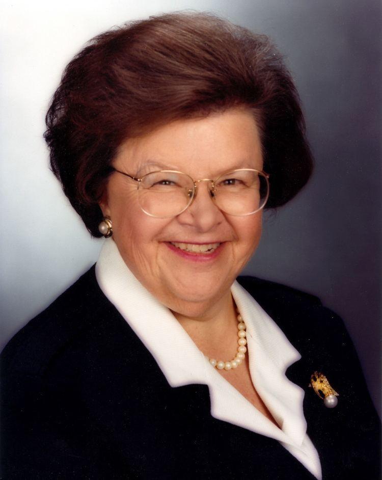 Barbara Mikulski httpsuploadwikimediaorgwikipediacommons22