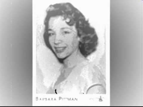 Barbara Pittman Barbara Pittman Im getting better all the time YouTube